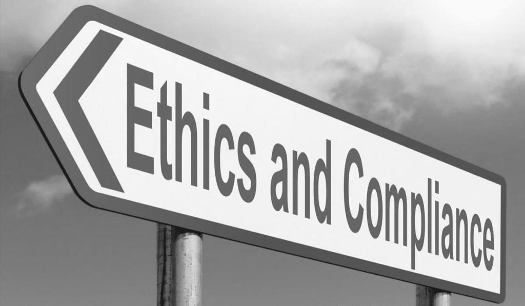Ethique et conformité des valeurs clés pour l'entrerpise