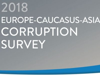 étude corruption sur la zone Europe Orientale Caucase et Asie centrale zone EOAC de miller chevalier